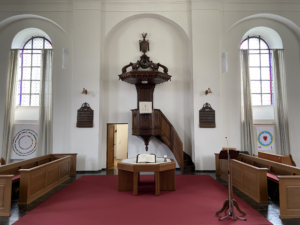 Präsenz-Gottesdienst @ Ev. Kirche Roetgen